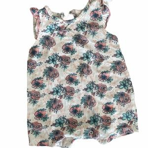 5/$30 Chick Pea Infant Romper 0-3 Months